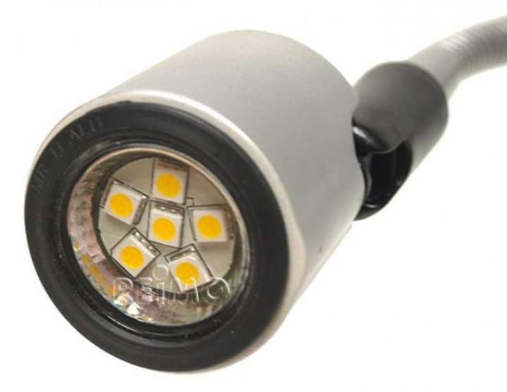 LED 12 Volt Leseleuchte für Zigarettenanzünder