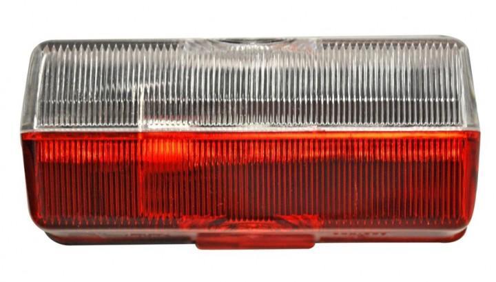 Jokon Umrissleuchte Rot/weiß 90 x 40 x 45 mm