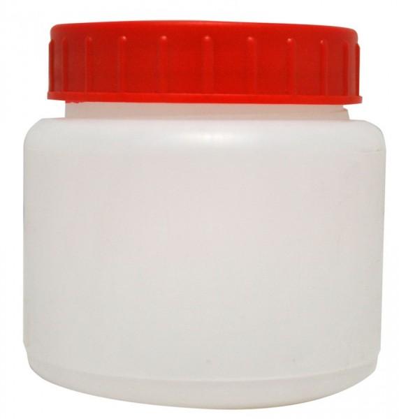Weithalsflasche rund 250 ml