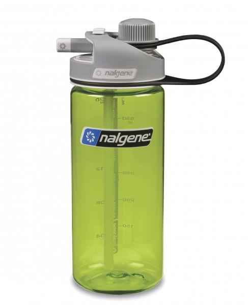 Nalgene 'Multi Drink' 0,6 L, grün