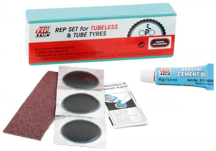 Tip Top Fahrradrep. Set 'Tubeless'