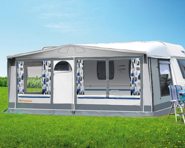 Wohnwagenvorzelt Charmeur 1 Umlauf 671 – 710 cm