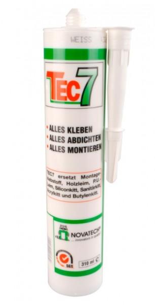 TEC7 Klebe-und Dichtmittel 310 ml weiss