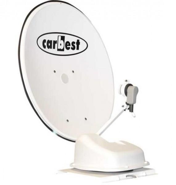 Carbest Sat-Antenne Motosat 65 mit Receiver