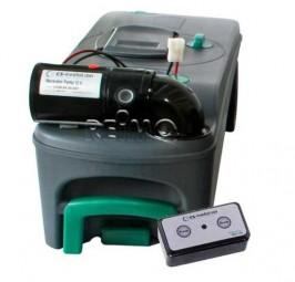 WC-Entleerung für Thetford C400 Cassette