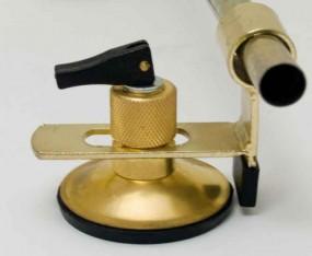 Klappsauger 55 mm mit Rohrhalterung