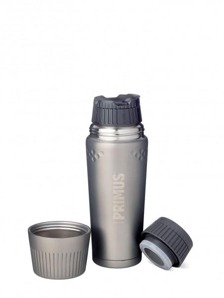 Primus Thermoflasche 'Trailbreak' stahl, 0,5 L