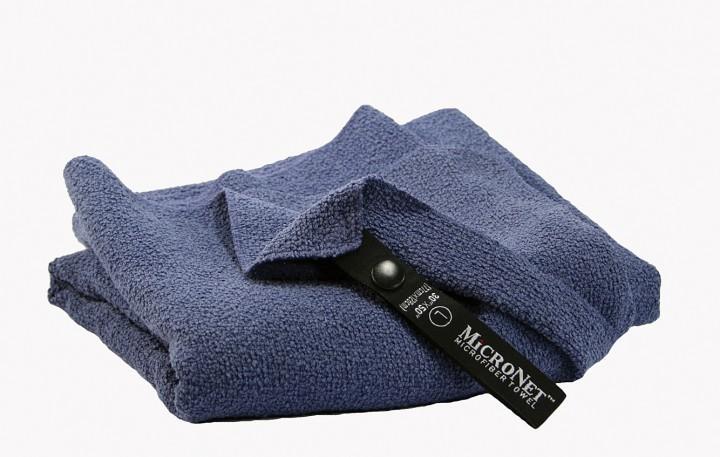 McNett Outgo Handtuch 'MicroNet' Terry XL, blau