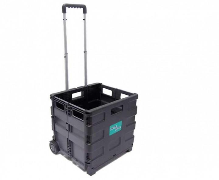 Transportwagen mit Faltbox