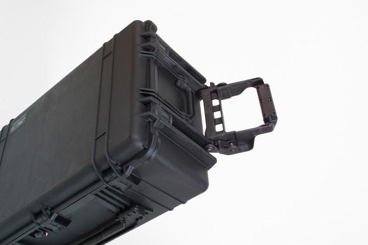 Pelibox 1650 schwarz ohne Schaumeinsatz