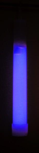 Knicklicht, 15 cm blau