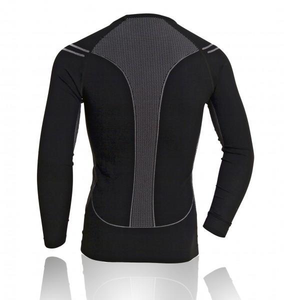 F Functional Underwear 'Megalight 140' Longshirt, Men, schwarz, XXL