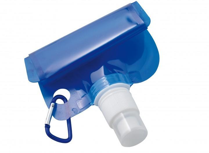 baladéo Faltflasche 'Kinzig' 0,5 L, blau