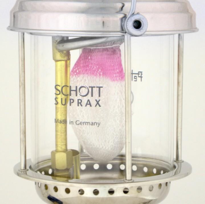 Petromax 500 Verschleißteile Glas klar #74
