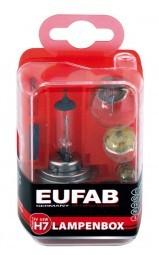 Autolampen Ersatzkasten 12 V H7 M