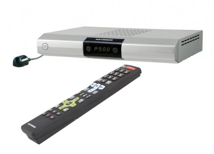 DVB-S Kathrein Receiver UFS 641si mit Common Interface