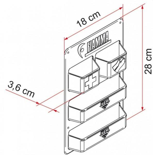 Fiamma Pocket Kasset