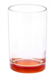 Trinkglas 250 ml orange