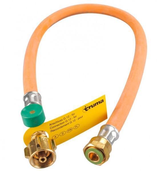 Hochdruckschlauch mit Schlauchbruchsicherung G 1 Italien Liqui 450 mm