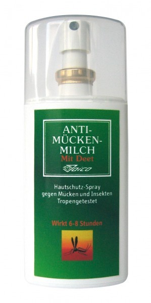 Jaico Anti-Mücken-Milch, Spray 75 ml