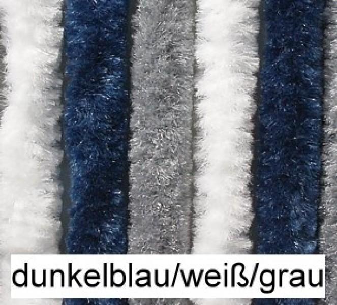 Chenille-Flauschvorhang für Zelt und Balkon 100x205 cm