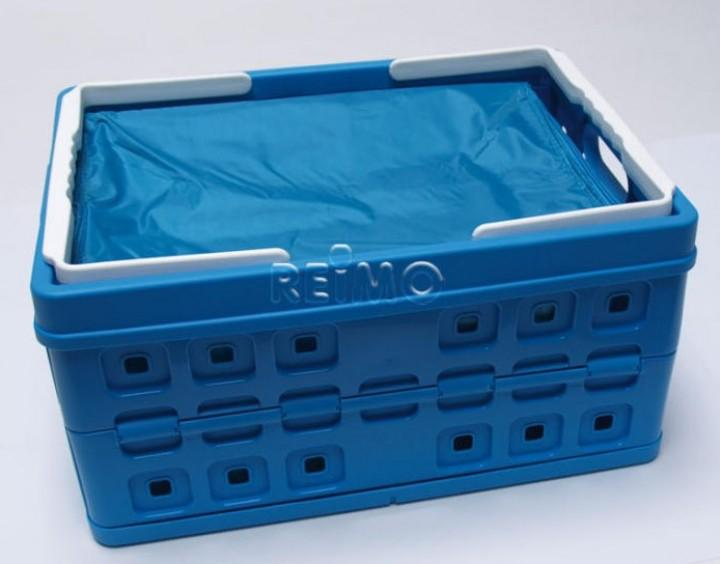 Klappbox 32L mit Kühltasche