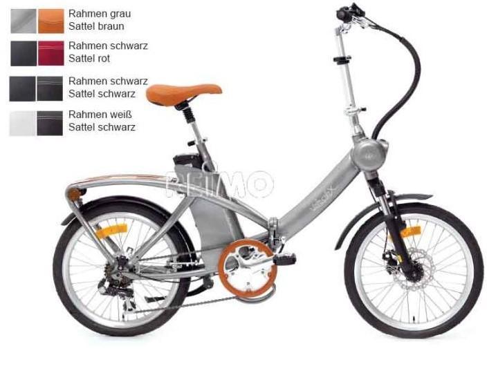 VeloSolex klappbarer E-bike inkl. Akku
