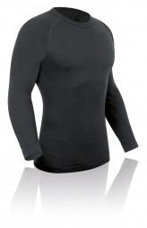 F Functional Underwear 'Merino' Longshirt, Men, schwarz, M