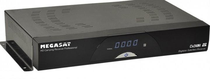 HD Camping Receiver Megasat professional CI+