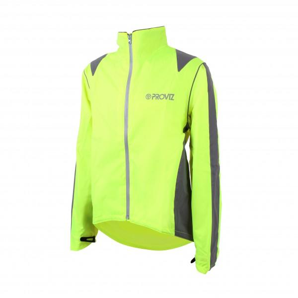 Proviz 'Nightrider' Jacket, Damen gelb, M