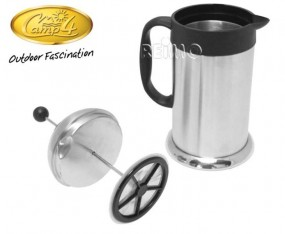 Thermo-Edelstahl Cafeterie 1 Liter