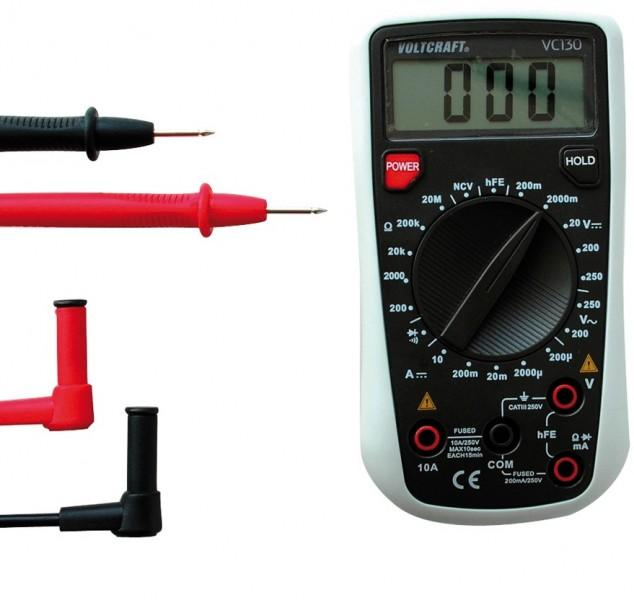 Voltcraft VC 130 Digital-Multimeter