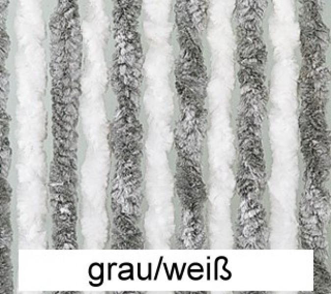 Chenille-Flauschvorhang für Caravan 56x175 cm