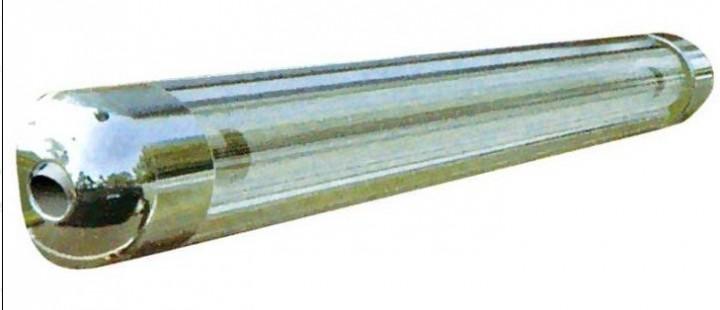 Carbest Aufbau-Transistorleuchte Linea 12Volt 8W silber