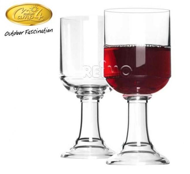 Polycarbonat Gläser St. Tropez Rotwein 320ml