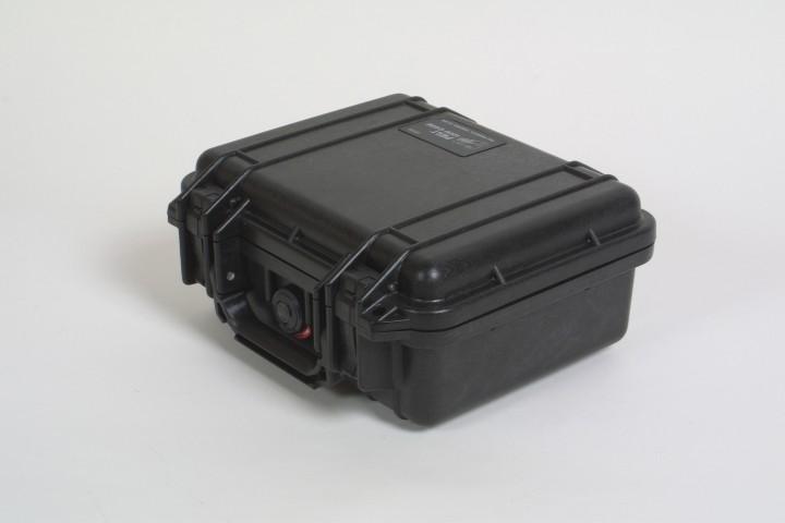 Pelibox 1200 schwarz mit Schaumeinsatz