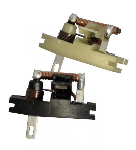 Ersatzteile für Trumatic E - Bürstenschieber weiß/schwarz