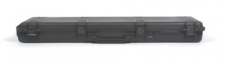 Pelibox 1750 schwarz mit Schaumeinsatz