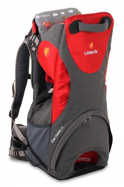 LittleLife Kindertrage Cross Country S3