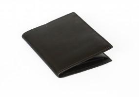 Geldbörse Leathersafe Purse schwarz