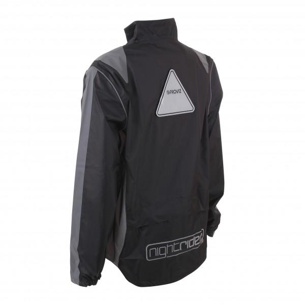 Proviz 'Nightrider' Jacket, Damen schwarz, XL