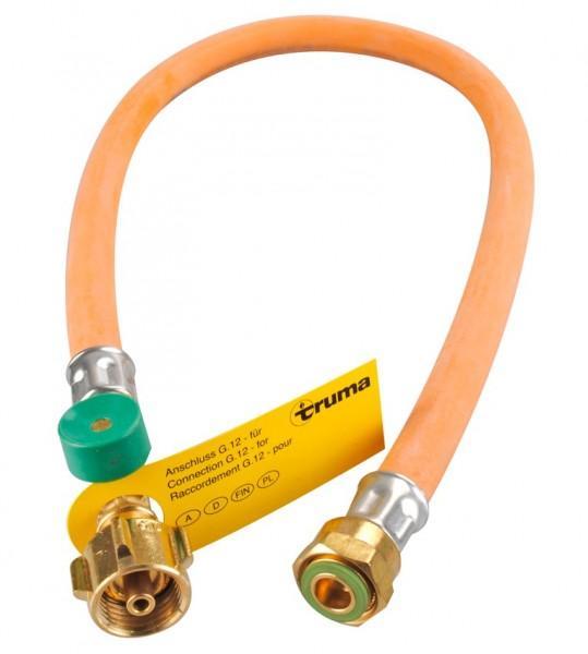 Hochdruckschlauch mit Schlauchbruchsicherung G 1 Italien Liqui 750 mm