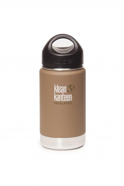 Klean Kanteen Flasche 'Insulated' matt beige, 0,355 L