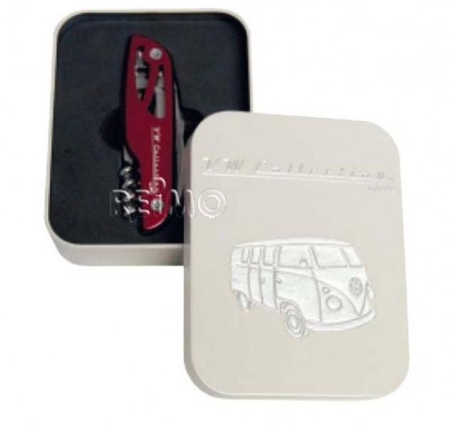 VW Collection VW Bulli Taschenmesser aus Metall