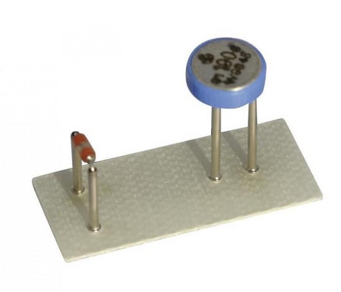 Thermostatplatte Ausblastemperatur Ersatzteil für Trumatic C alle Modelle