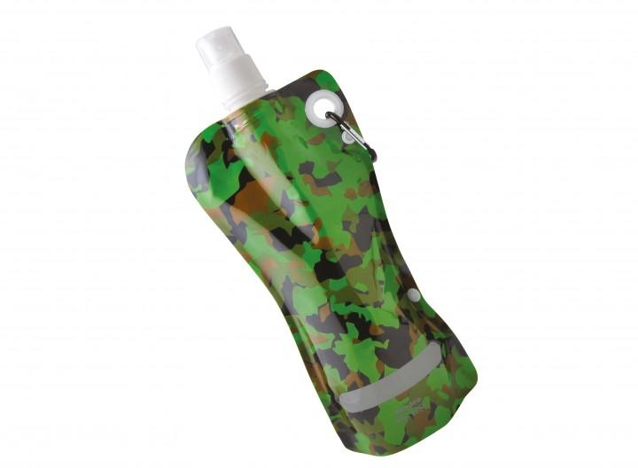 baladéo Faltflasche 'Kinzig' 0,5 L, camo