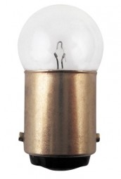 Glühlampe mit Bajonettfassung BA 15 S 10 Watt