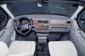 Armaturenveredelung Wurzelholz VW T4 ab 10/98