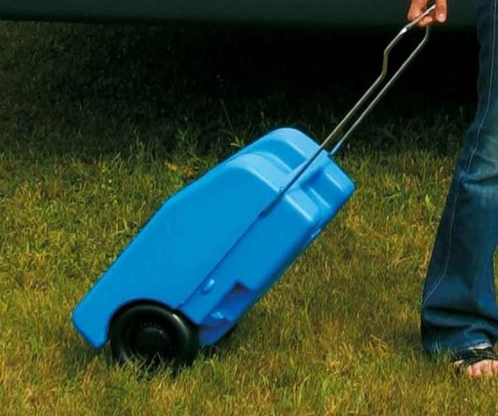Frischwasser Rolltank blau 23L