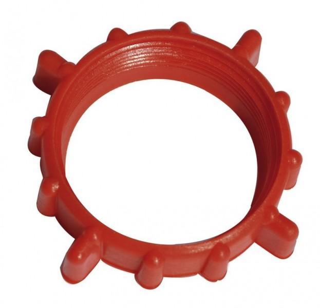 Shapeg Antennen Ersatzteil Konusmutter rot